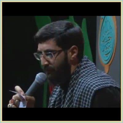 دانلود مداحی اتفاقا روضه نور میده دلارو از سید رضا نریمانی