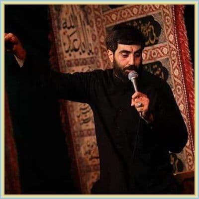 دانلود مداحی عجب عکس ضریحی از سید رضا نریمانی