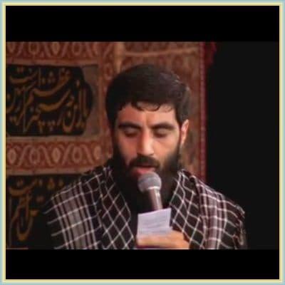 دانلود مداحی میزنم سینه آخه شیرینه از سید رضا نریمانی