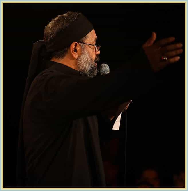 دانلود مداحی پیغام کربلا از حاج محمود کریمی