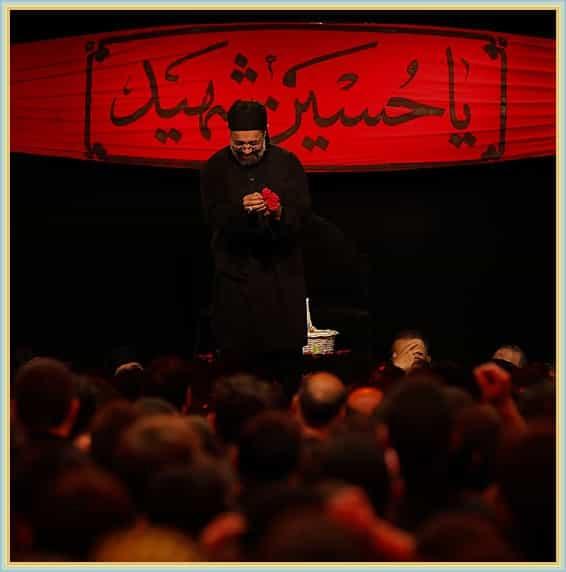 دانلود مداحی نمیشه باورم از حاج محمود کریمی