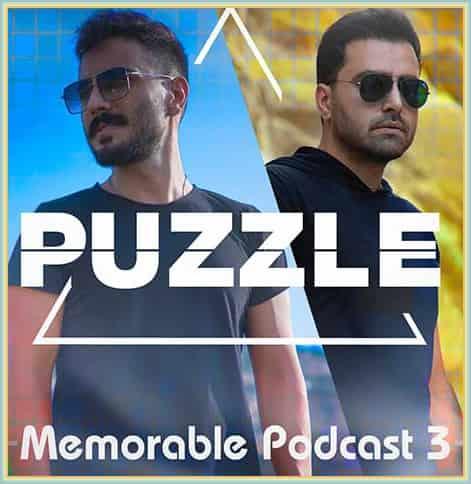 دانلود پادکست Memorable Podcast 3 از پازل بند