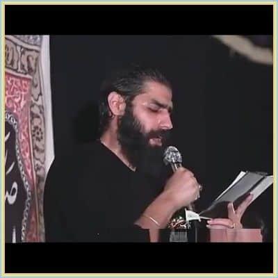 دانلود مداحی آقاجون دلم برات تنگ شده از محمود عیدانیان