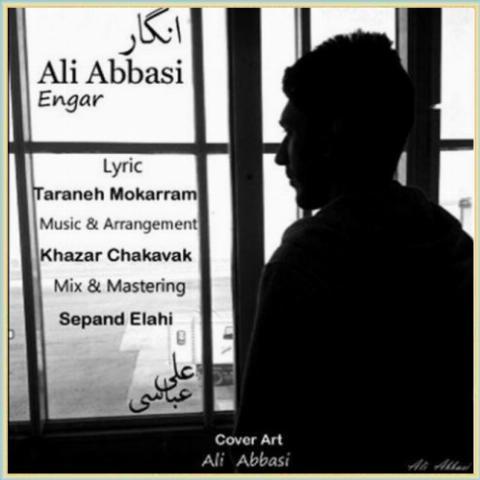 دانلود آهنگ انگار از علی عباسی