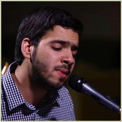 دانلود مداحی آقا سلام دوای دردامی از سید احمد موسوی