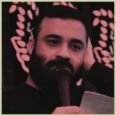 دانلود مداحی ایها الغریب السلام علیک یا شیب الخضیب از عبدالرضا هلالی