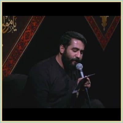 دانلود مداحی سربازیم و مرد پیکار از حسین طاهری