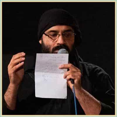 دانلود مداحی العزه لله آبرو گرفتم از نوکری تو از عبدالرضا هلالی