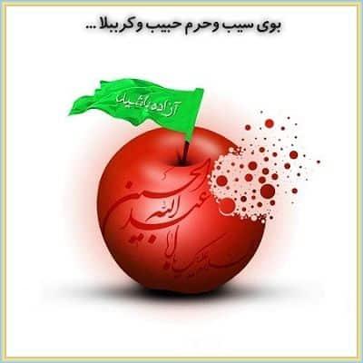 دانلود مداحی بوی سیب و حرم حبیب