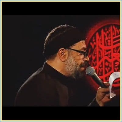 دانلود مداحی تب بارون عشقه چشا گریون عشقه از حاج محمود کریمی