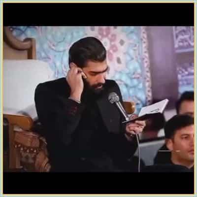 دانلود مداحی چه صحنه اییه وقتی ابالفضل از محمود عیدانیان